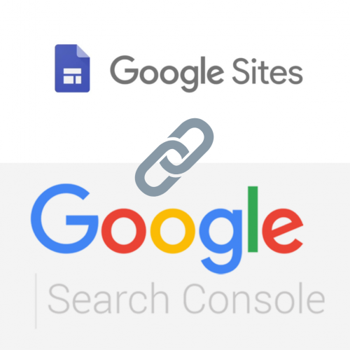 link google site with search console